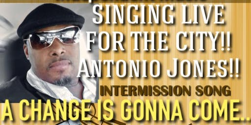 Support Antonio Jones
