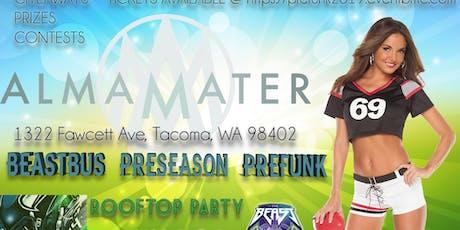 Beastbus Preseason Prefunk Rooftop Party tickets