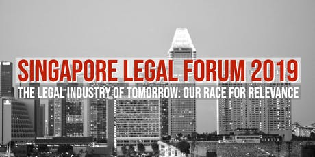 Singapore Legal Forum 2019 tickets