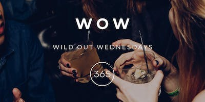 Wild Out Wednesdays at 365-viii