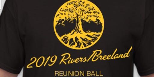 Rivers/Breeland Family Reunion Ball
