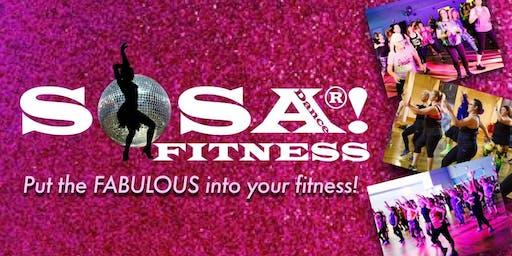 Llandudno SOSA Dance Fitness Class Launch