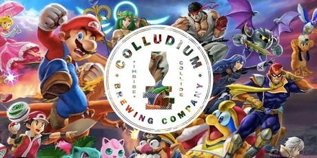 Super Smash Bros Tournament at Colludium Brewing Company tickets