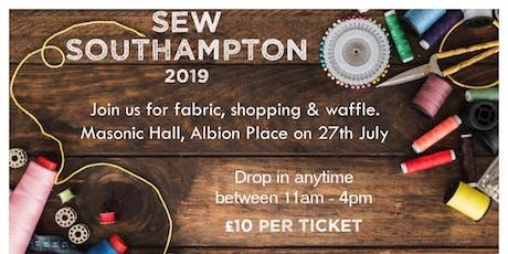Sew Southampton 2019  tickets