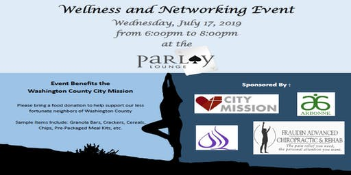 Wellness and Networking Event
