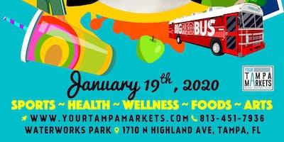Tampa Riverwalk Fit Festival
