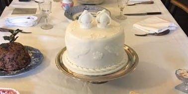A Victorian Cake Decorating Workshop!