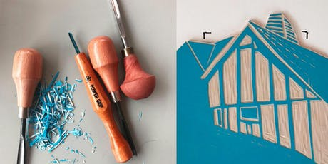 Creativity with Linocut Printing: Summer Workshop tickets