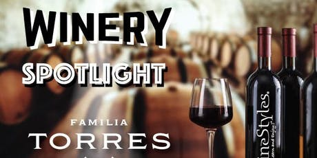Torres Winery Tasting Event tickets