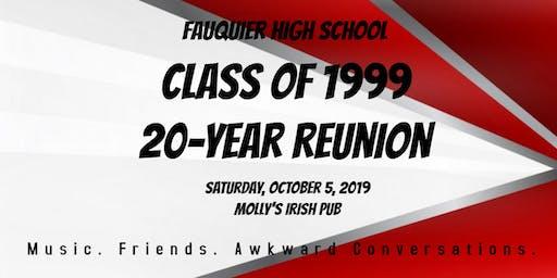 FHS 20 Year Reunion