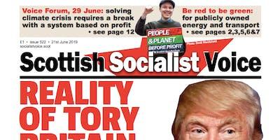 Socialist Solutions to Climate Change   Scottish Socialist Voice Forum