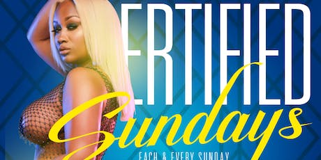CERTIFIED SUNDAYS tickets