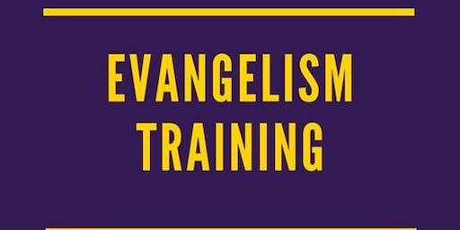 Evangelism and Soul winning Training