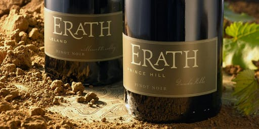 Spotlight Wine Tasting: Erath Winery