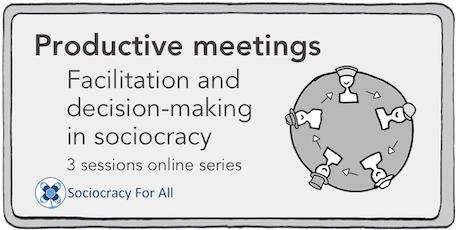 Productive meetings. Facilitation and Decision-making (level 2) tickets