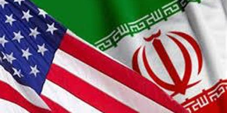 US-Iran Tensions: Behind the Headlines tickets