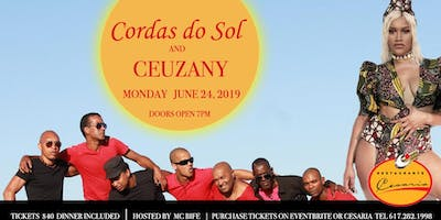 Cordas do Sol and Ceuzany - EVENT CANCELLED