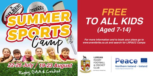 LRF&CC August Multisport Camp