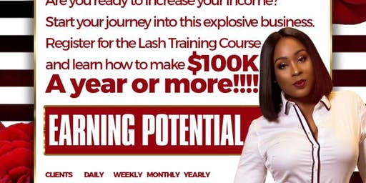 1Day Lash Extension Course by KThompson