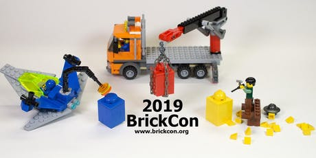 BrickCon Exhibition October 5, October 6, 2019 tickets