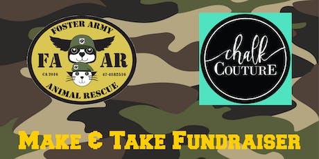 FAAR Make & Take Fundraiser tickets