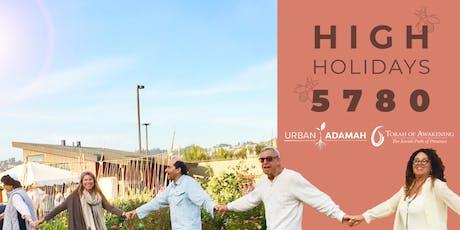 High Holidays 5780: Rosh Hashanah Day 1 tickets