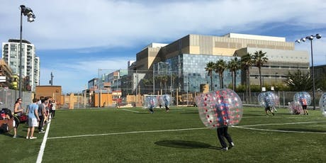 Urban Adventure Club Bubble Soccer Tournament [Mission Bay] tickets