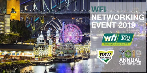 2019 WFI Networking Event