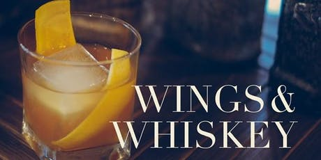 WINGS & WHISKEY - 4TH OF JULY EDITION! tickets