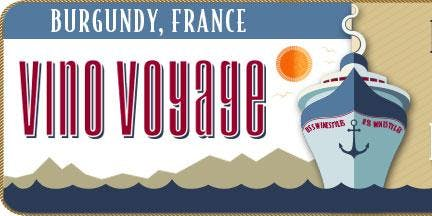 Vino Voyage Wine Tasting Educational Series - Burgundy