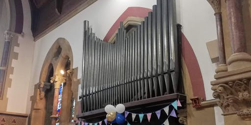 Organ Recital- Liam Condon: 150th Anniversary of the Organ