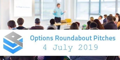 Lean Launch Programme - Options Roundabout Pitches