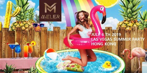 LAS VEGAS SUMMER PARTY DAY CLUB HONG KONG