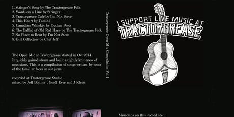 Open Mic CD Release Show tickets