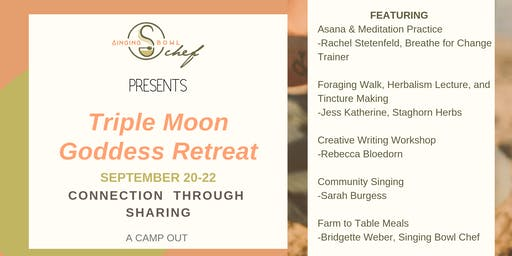 Triple Moon Goddess Retreat