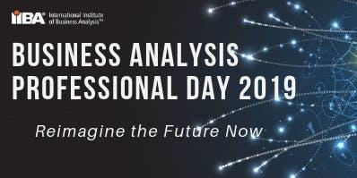 IIBA® Australia - BA Professional Day 2019 Adelaide