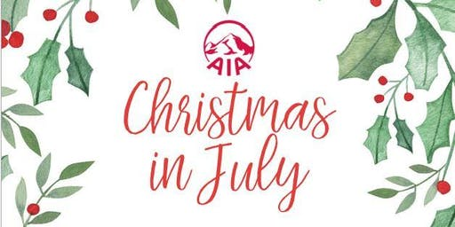 AIA Christmas in July- Canberra