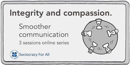 Integrity and compassion. Smoother communication (3-sessions bootcamp) tickets