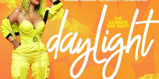 DAYLIGHT - THE ULTIMATE DAY PARTY at MANGO'S TROPICAL CAFE