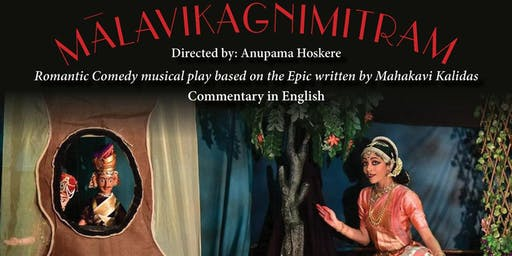"""SUPPORT A CHILD presents """"Malvikagnimitram"""" - A Broadway Style Musical"""