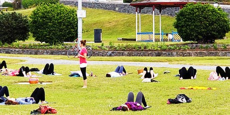 Outdoor YOGA | Saturdays | 9:30 am | Leisureland Outdoors | Salthill Park tickets
