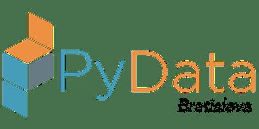 PyData Bratislava Meetup #17 [Data Processing Automation from Complex Surveys]