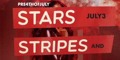Stars Stripes & Smiles Pre 4th of July Day Party tickets