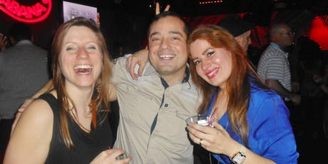 Singles Night Dance Meetup w/Jerry Geraldo- 2 Floors tickets