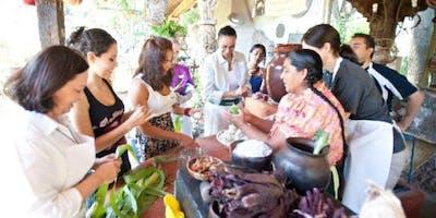 Encuentro con cocineras tradicionales de Michoacán
