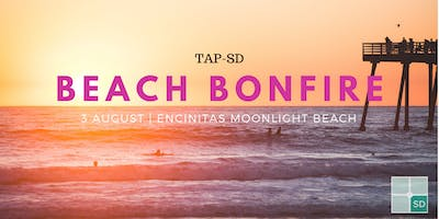 TAP-SD Annual Beach Bonfire