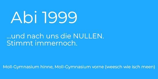 Abi-Jubiläum Moll-Gymnasium 1999
