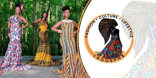 LagosPhx African Fashion Weekend - Aug 23 - 25th