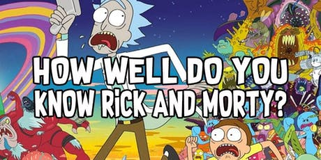Rick and Morty Trivia tickets