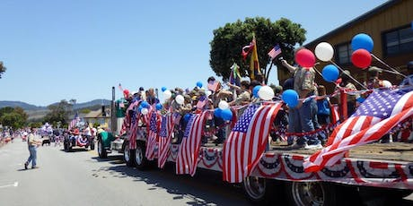Half Moon Bay's 49th Ol' Fashioned 4th of July Parade & Block Party tickets
